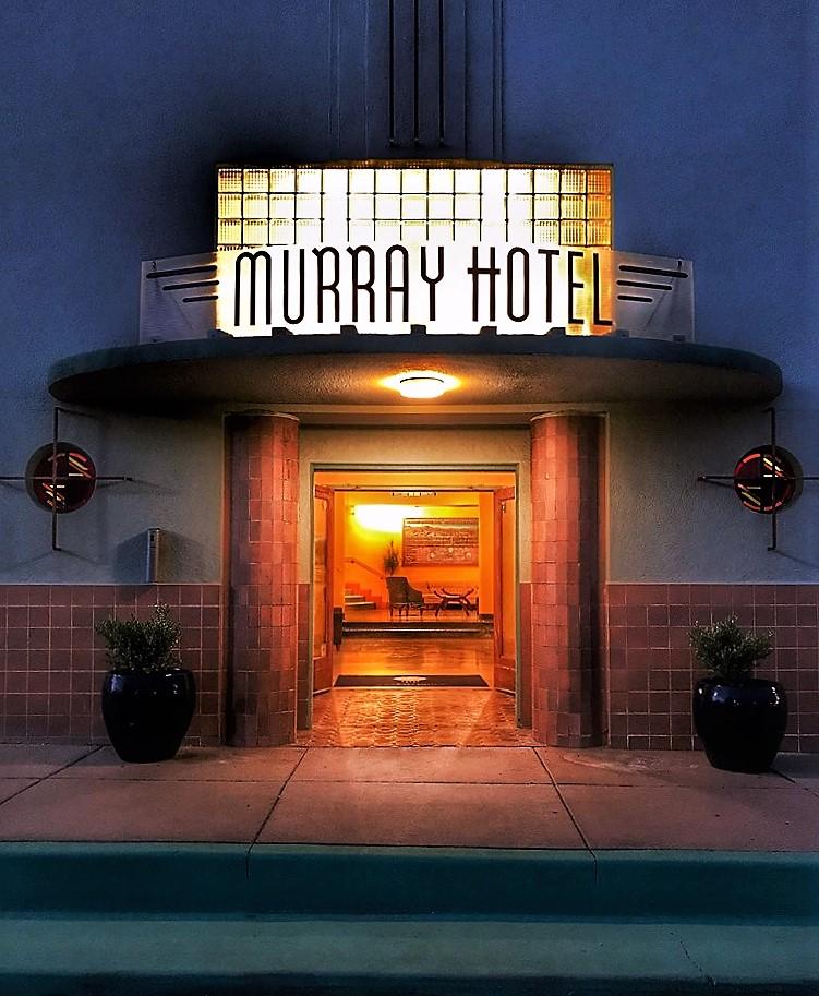 Murray front door