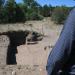 Elk Ridge midden - test trench
