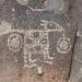 3 Rivers Petroglyph Site NM - Mimbreno-style quadriped - photo by M.Smith